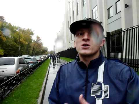 Стоп хам в Москве