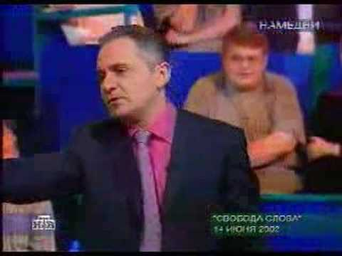 Жириновский на НТВ