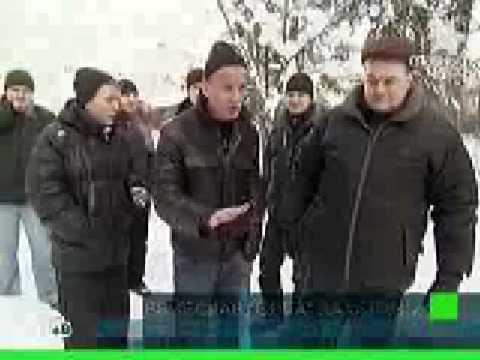 Рэпер Сява на НТВ Главный герой 15.02.09