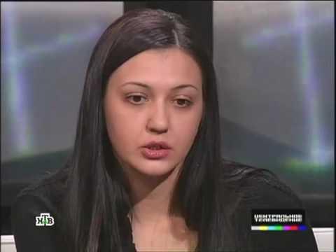 Екатерина Рогоза в эфире НТВ.