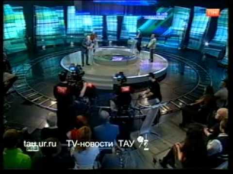 Егор Бычков: червивый понедельник на НТВ