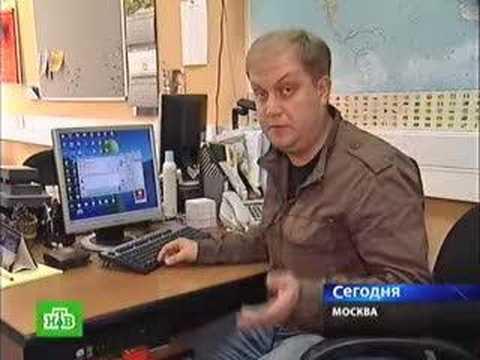 ICQ контакт 12111 (репортаж НТВ)