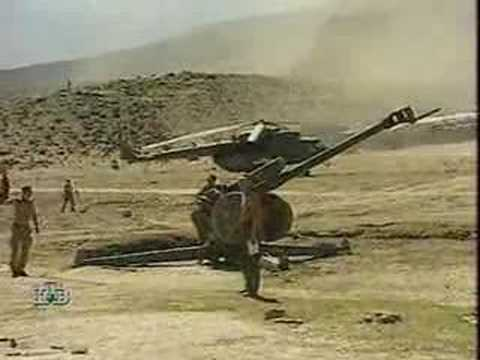 Война в Дагестане глазами корреспондентов НТВ (ч.1)